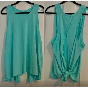 GapFit | Breathe Open Back Tank | XL